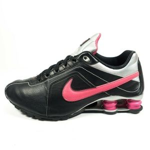 Nike Shox Leather Trainer Running Shoes